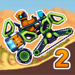 Rovercraft 2 Race a space car Hack Online Generator  img
