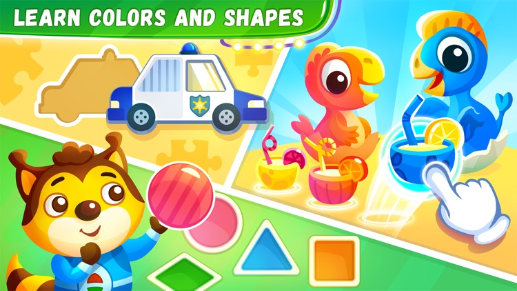 Toddler learning games 4 kids screenshot-3