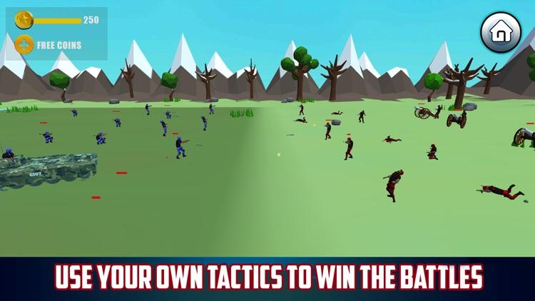 Epic Modern Battlefield screenshot-3