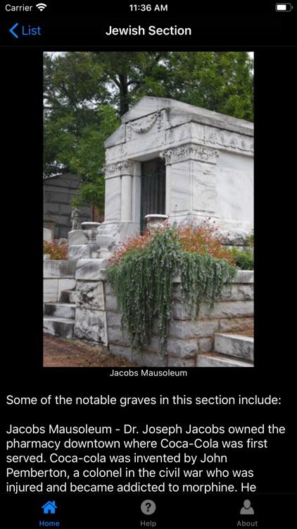 Atlanta's Oakland Cemetery screenshot-8