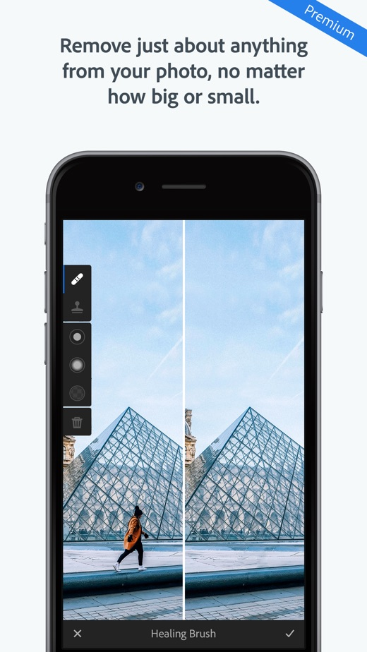 Adobe Lightroom - Photo Editor】版本记录- iOS App版本更新