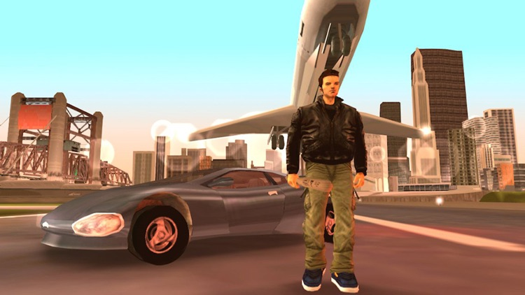 Grand Theft Auto III screenshot-2