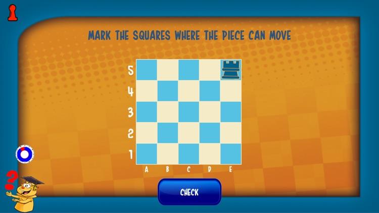 Ocachess - Chess Children screenshot-4