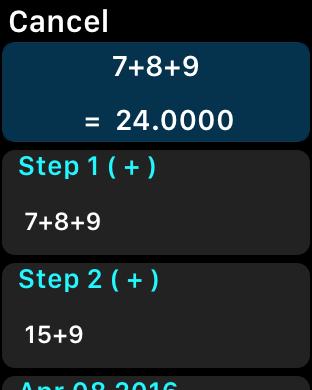 Screenshot #14 for Xmart Calculator Pro