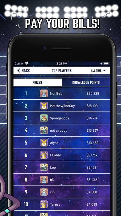 Skilli World-Real Money Trivia screenshot-3