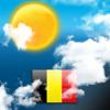 Weather for Belgium