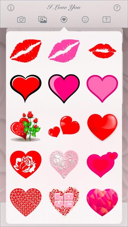 I Love You • Greeting cards screenshot-3