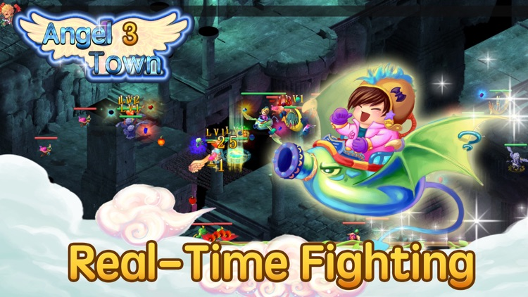 Angel Town 3- new idle games