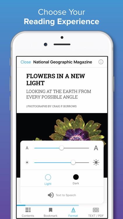 ZINIO - Magazine Newsstand screenshot-3