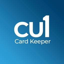 CU1 Card Keeper