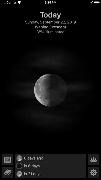 Mooncast screenshot-0