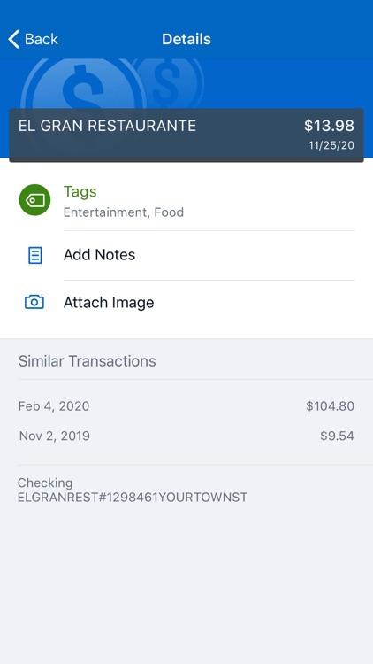 Guilford Savings Bank Mobile screenshot-3