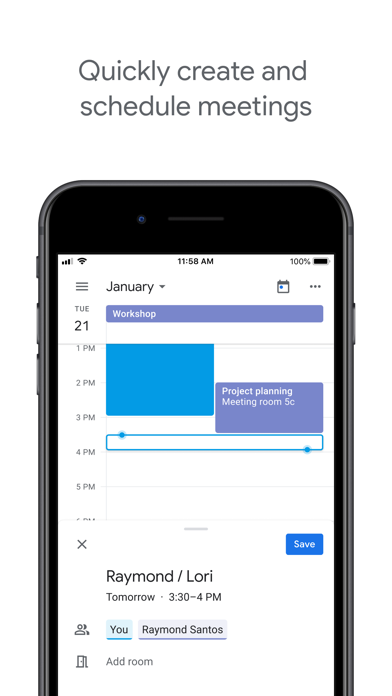 messages.download Google Calendar: Get Organized software