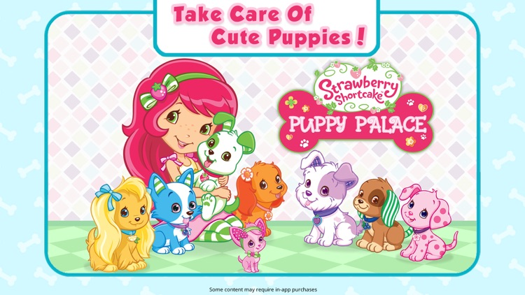 Strawberry Shortcake Puppy Fun screenshot-0