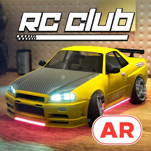 RC Club - AR Racing Simulator icon