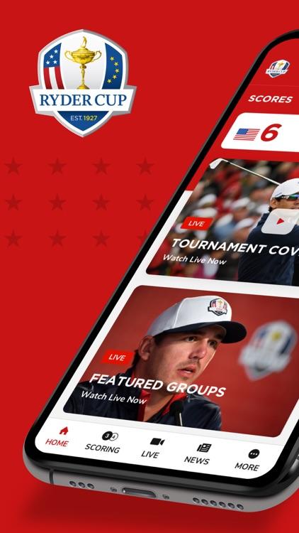 Ryder Cup 2020 screenshot-0