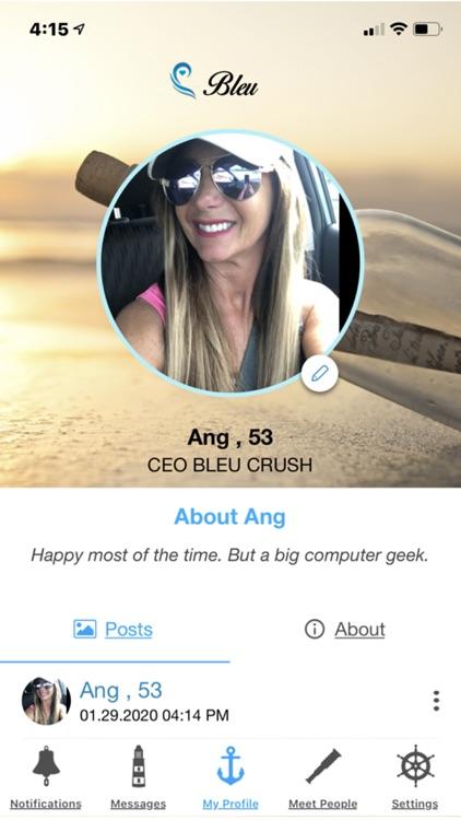 BLEU (Social Bleu) screenshot-0