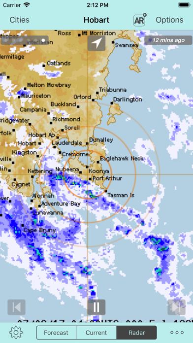 Oz Weather Plusのおすすめ画像3