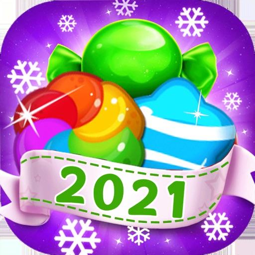 Candy Rush 3D - Match 3 Games
