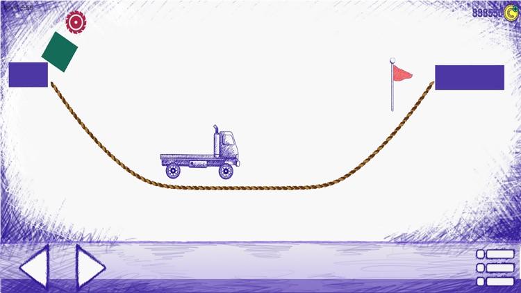 Draw physics lines:Brain it on screenshot-3