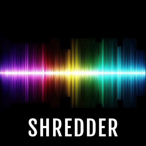 Audio Shredder AUv3 Plugin
