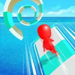 Aqua Dash: EDM Runner !!!