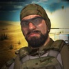 マウンテンスナイパーコマンドー戦争:陸軍アドベンチャー3D - iPhoneアプリ
