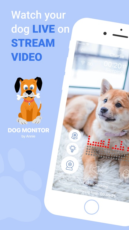 Dog Monitor: Pet Watch Cam