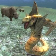 Activities of Rhino Simulator vs Aliens wild