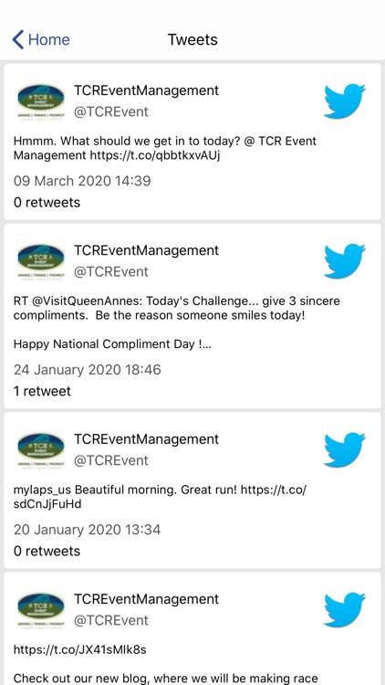 TCR Event Management screenshot-3