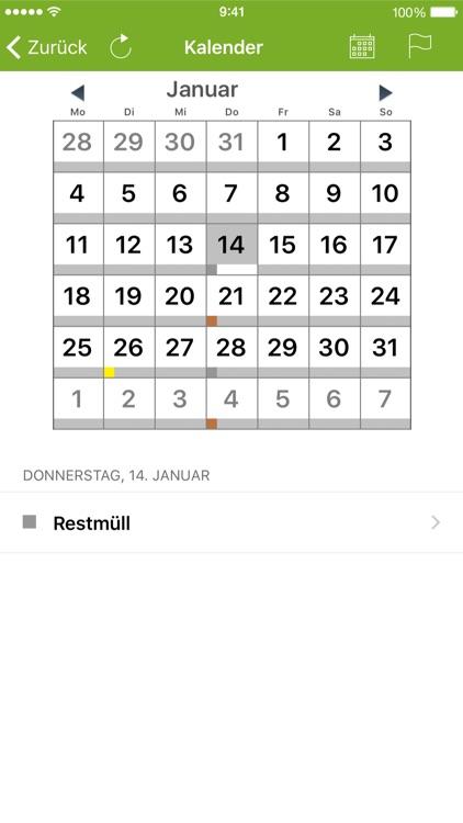 Abfall-AppNF screenshot-4