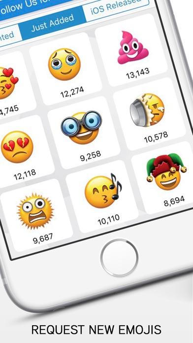 Screenshot for Emoji - inTextMoji Pro ;) in Jordan App Store