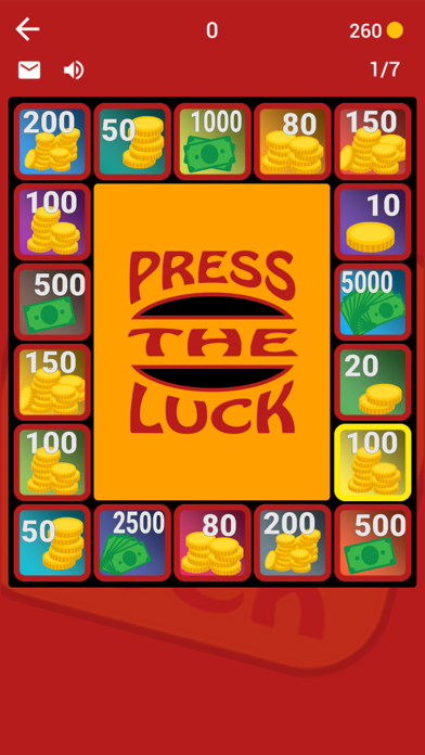 点击获取Press The Luck