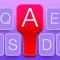 App Icon for Teclado Personalizado y Temas App in Colombia IOS App Store