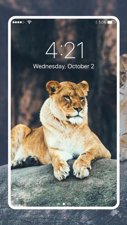 Fancy Wallpaper & Lock Screen screenshot-4