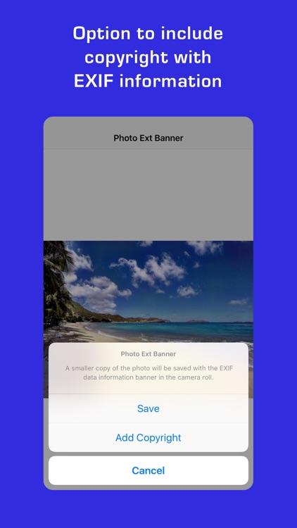 Photo Extension Banner screenshot-3