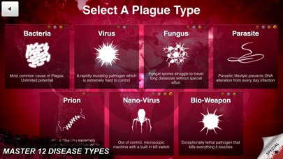 Plague Inc. screenshot four