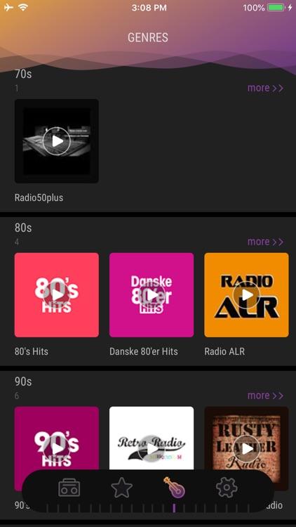 Radio Denmark - Live FM Player screenshot-3
