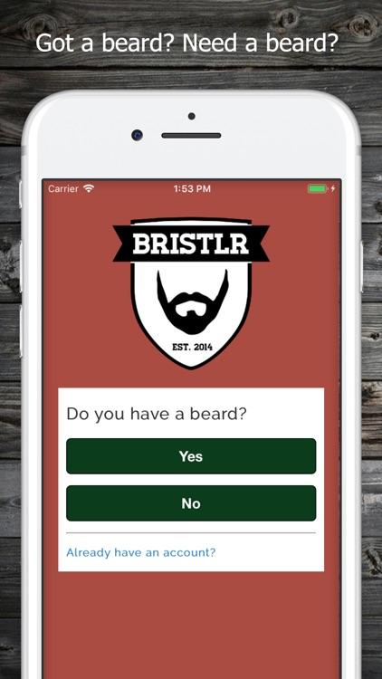 Bristlr, dating for beard fans