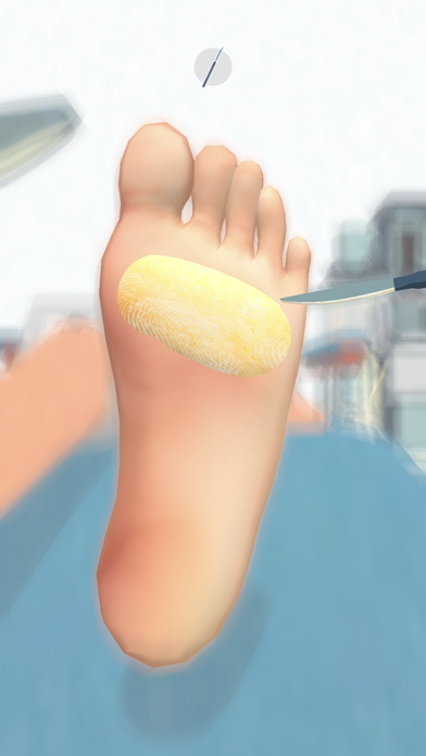 Foot Clinic - ASMR Feet Care free Resources hack