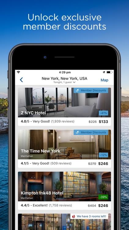 Travelocity Hotels & Flights screenshot-8