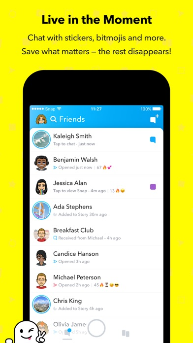 snapchat 10.22.6.0 ios