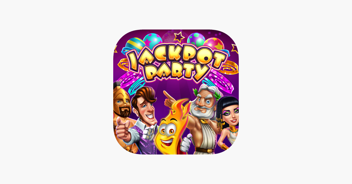 Jackpot Party Casino Slots On The App Store