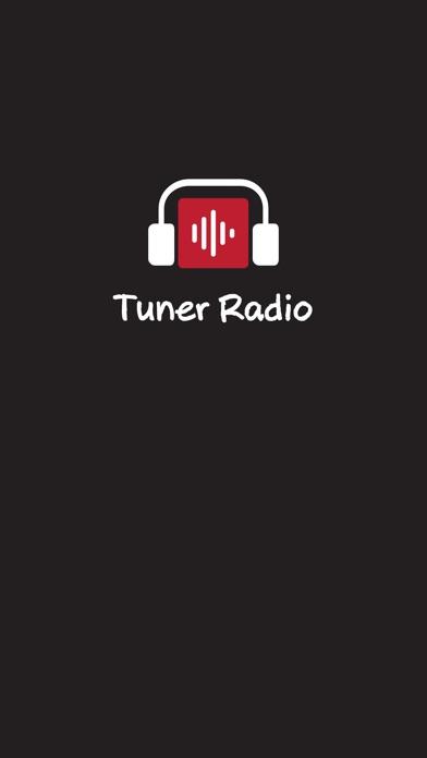 Tuner Radio Pro screenshot one