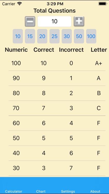 Easy Grader Tool screenshot-4