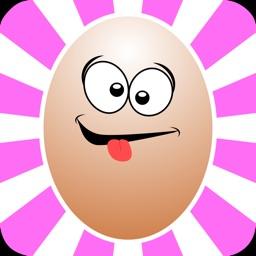 Don't Drop The Egg -Eggcellent