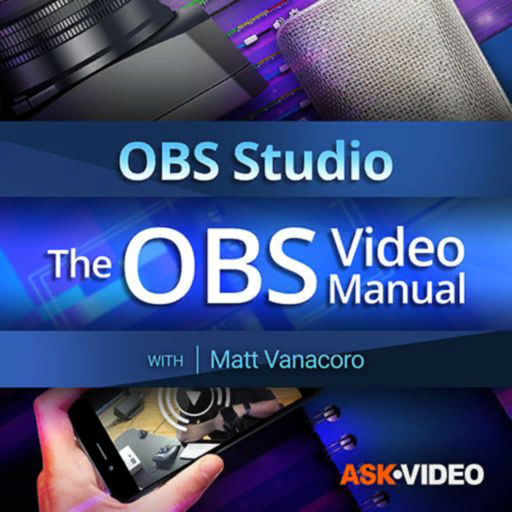 Video Manual For OBS Studio for Mac