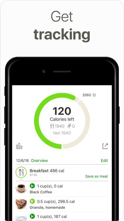 Fooducate Nutrition Tracker
