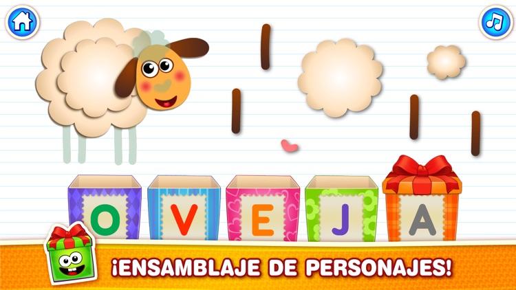 ABC Juegos Alfabeto para Niños