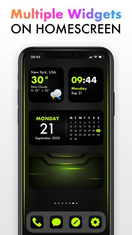 Pro Widget : Color Widgets screenshot-6